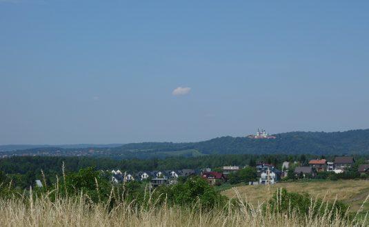 panorama Skotnik od południa